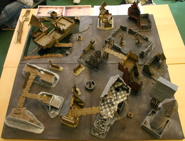 Flame On's Mordheim Scenery - Sartosa! - Page 5 Overview