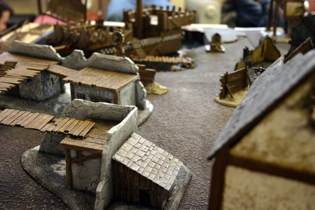 Flame On's Mordheim Scenery - Sartosa! - Page 5 Theshambles