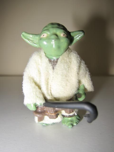 The TIG FOTW Thread: Yoda YodaModelTremBrazil