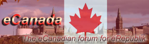 Official eCanada forums