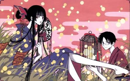 Personagem + Anime! Holic