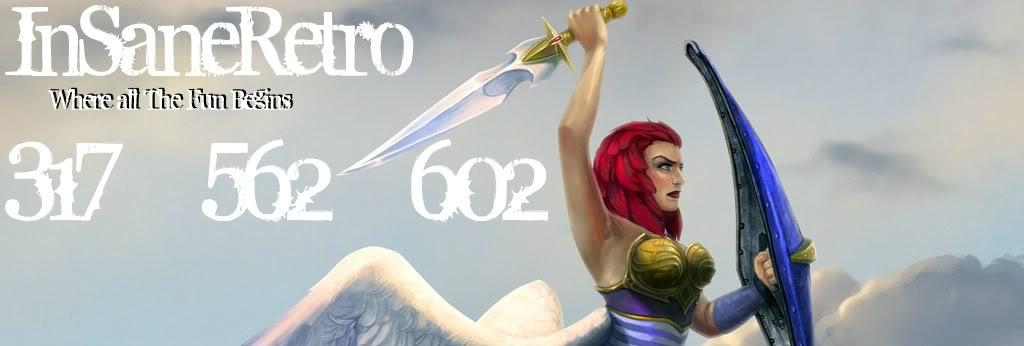 InSaneRetro 602/604