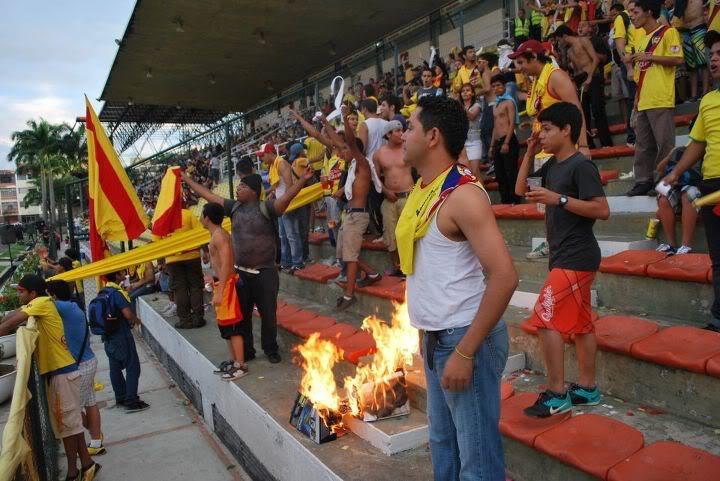 Aragua FC | Los Aurirrojos - Página 15 388747_258745104174504_171907302858285_644483_632421895_n
