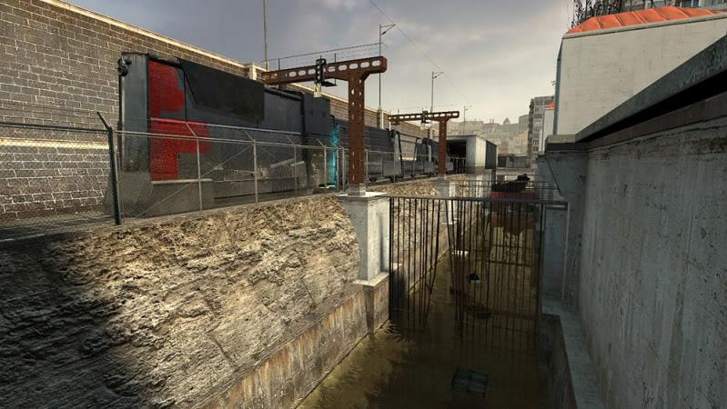 Proyecto - Locomotora Razor Combine de Half Life 2 HalfLife2_City17_RailwayCanal