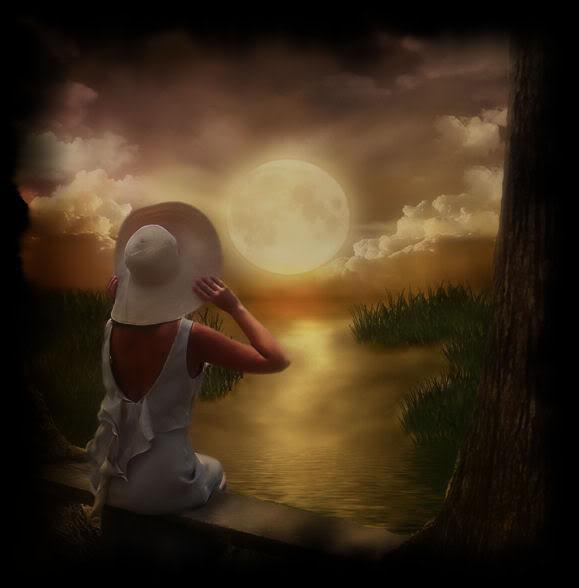Poruči mi stihom, hoću da te osetim romantikom  - Page 5 Moonrise_by_Gild_a_Lily