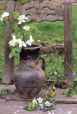 Из того времени.... Whiteflowerstilllife
