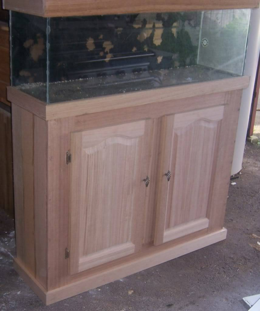 4 ft Cabinet Build Bb004