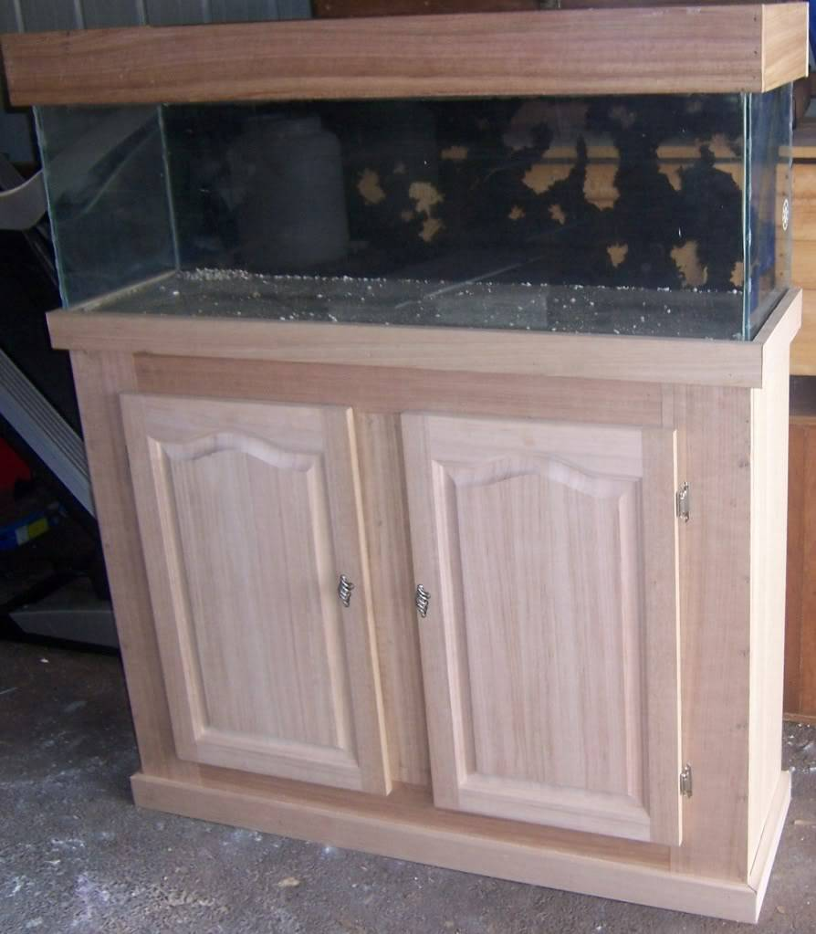 4 ft Cabinet Build Bb009