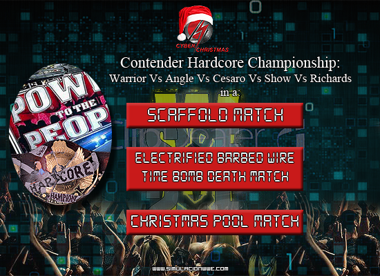 S-WWE Cyber Christmas 2013 [29/12/2013] Contender-hxc_zpsef9a5255