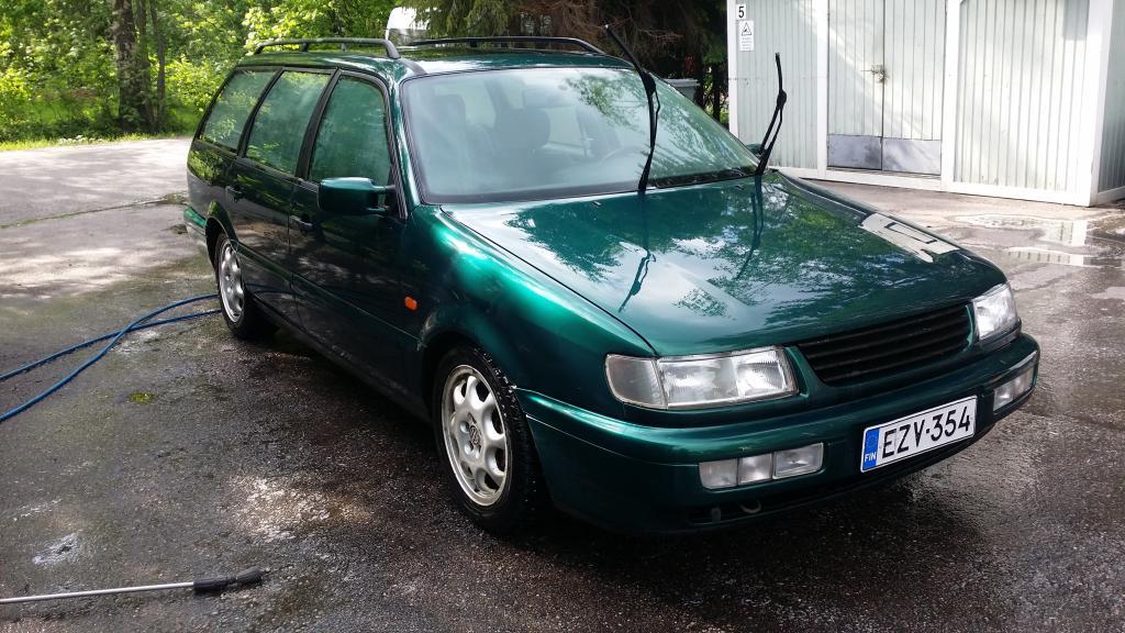 "Romppanen: ""Veera"" VW Passat 2,9 VR6 Syncro MYYTY IMG-20140604-WA0009_zpswj0wiavs"