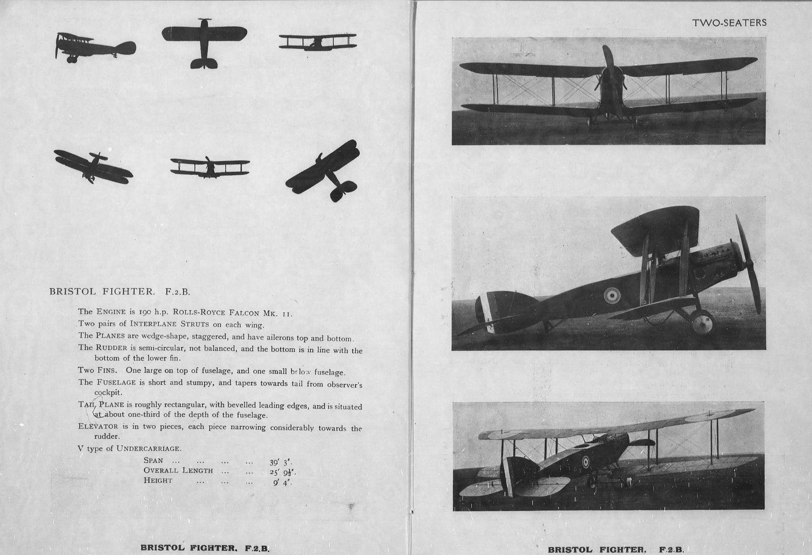 Aircraft Recognition Bristol