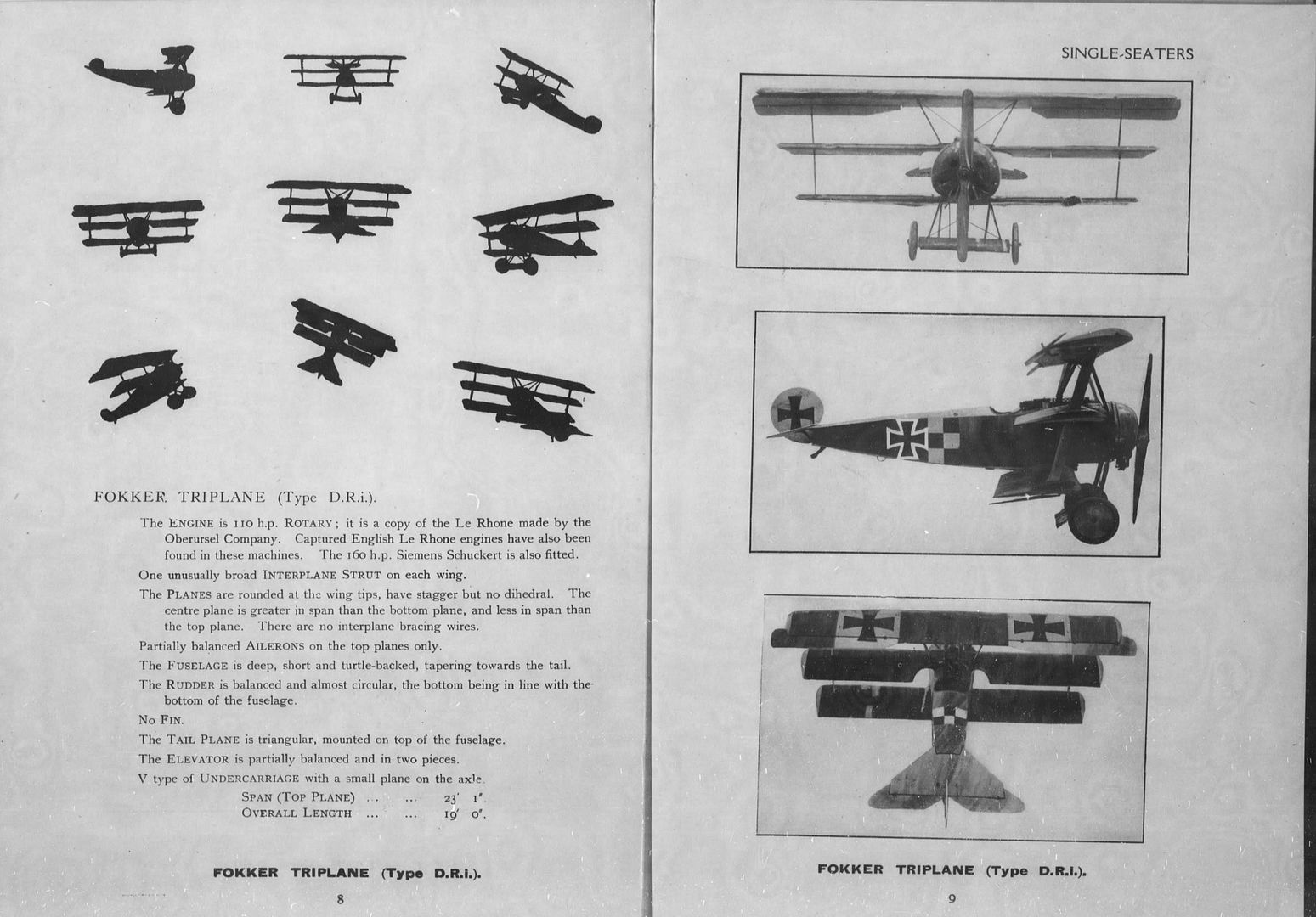 Aircraft Recognition DR1