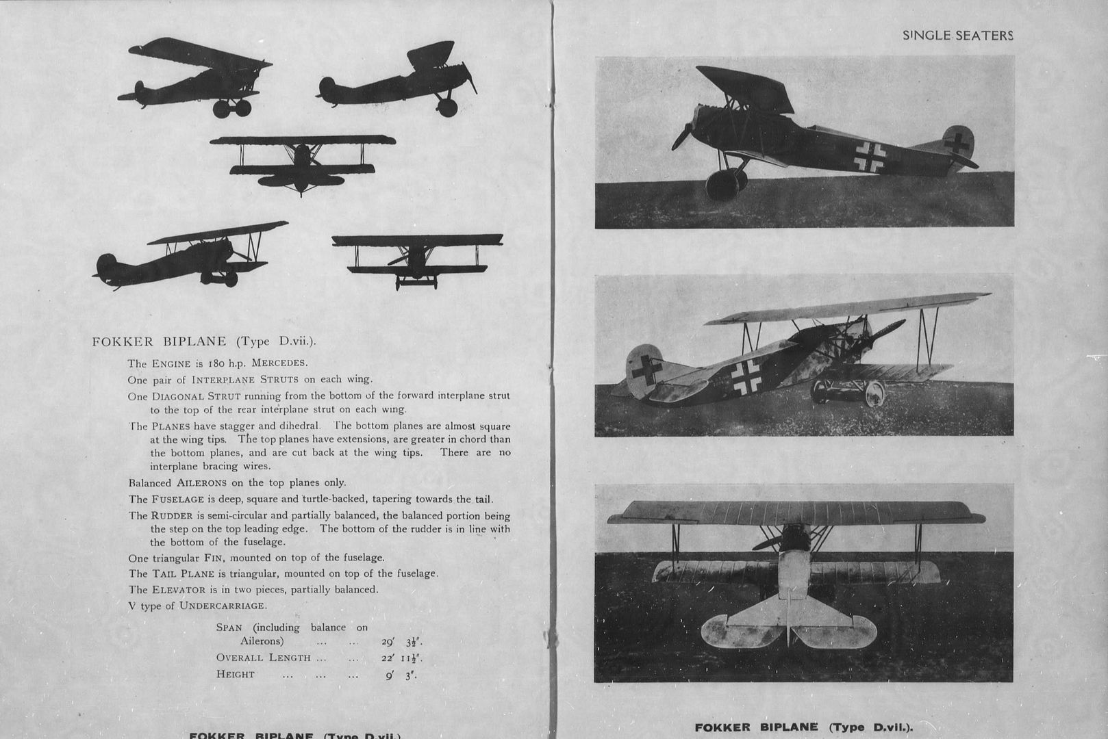 Aircraft Recognition DVII