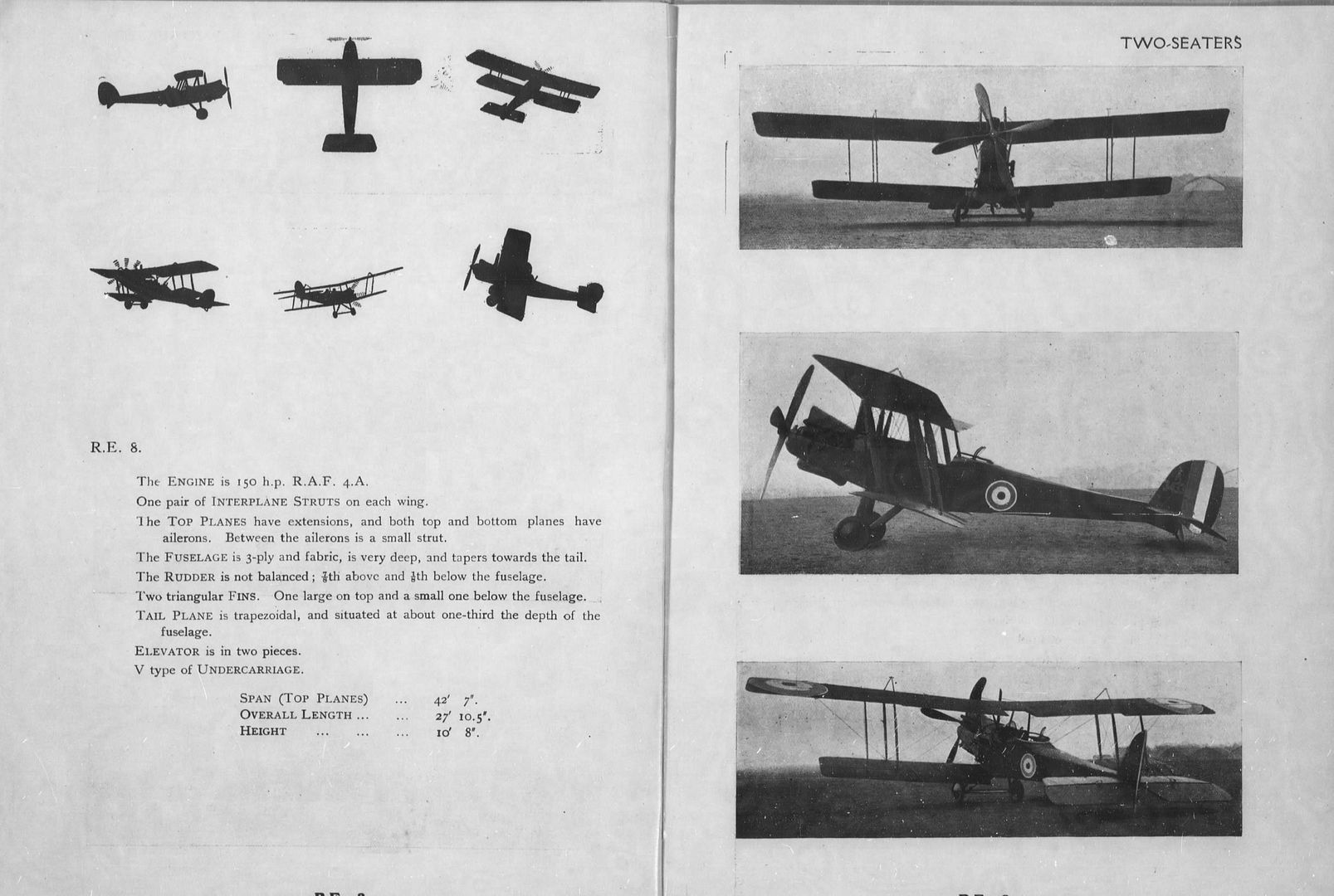 Aircraft Recognition RE8
