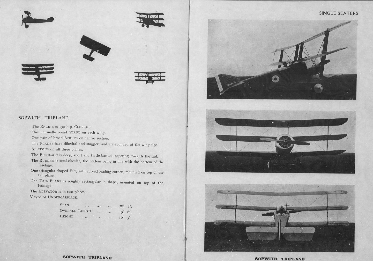 Aircraft Recognition Tripehound
