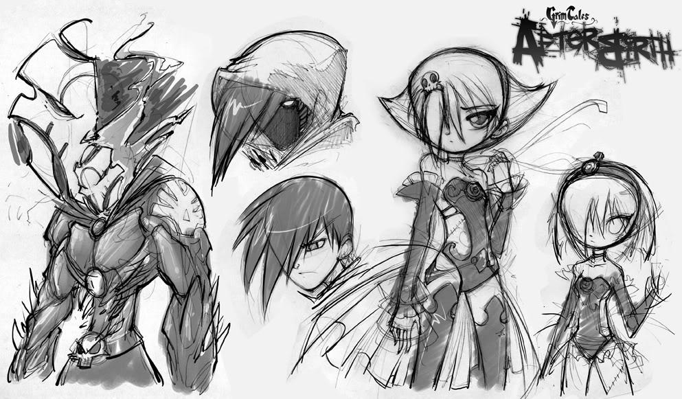 Grim Tales AfterBirth(coming soon) GTAB_studies_by_bleedman