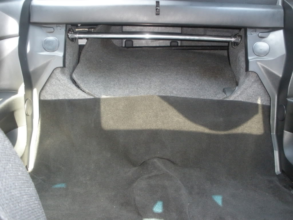 How To: Back seat delete - side panel plugs P4150097