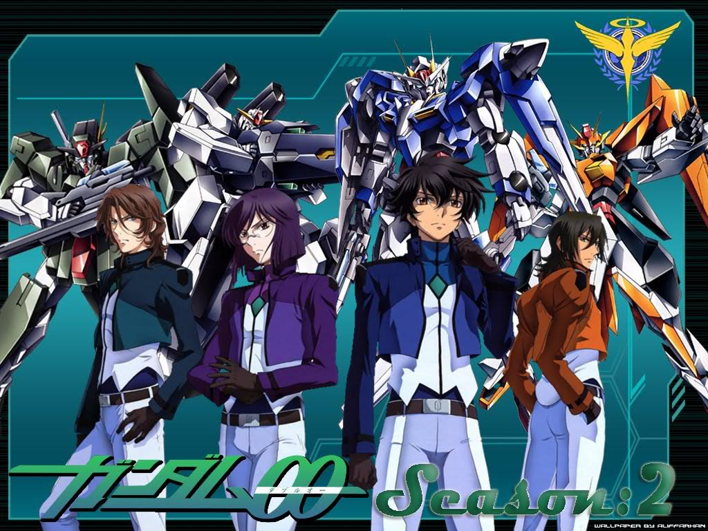 Dessins Animés des années 2000 à aujourd'hui - Page 5 Gundam_00_season_2