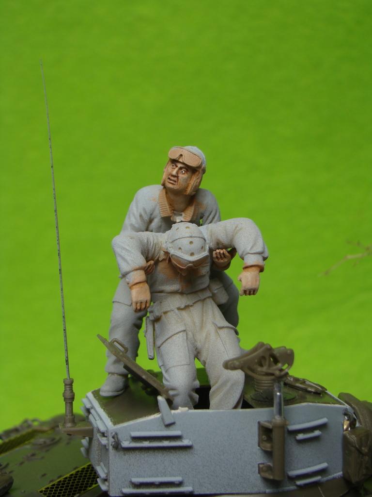 [1/35] THEME -- Alliés - Ardennes -- le renard de barvaux DSC08790