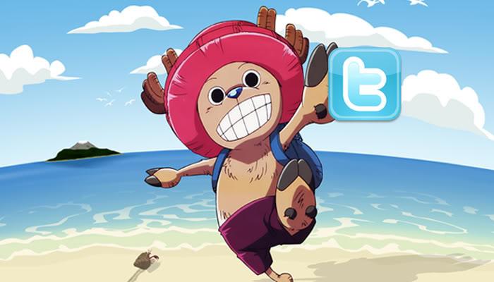 Twitter en Supremo no Fansub