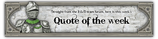 Friday Update: Week 36/2012, Basic unit roster SubheaderQuote