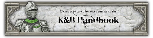The K&B Handbook Subheader_zpsd3f539b4