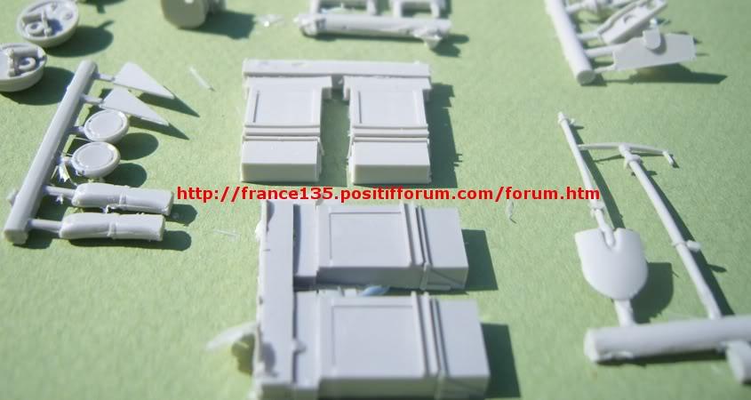 Latil M7T1. Azimut Productions, ref 35044. 1/35. Kit résine et photodécoupe. LATILM7T1AZIMUT1-35_02