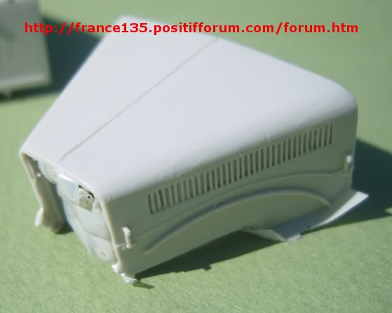 Latil M7T1. Azimut Productions, ref 35044. 1/35. Kit résine et photodécoupe. LATILM7T1AZIMUT1-35_09