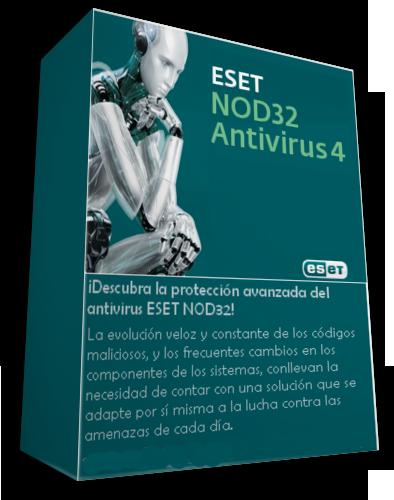 EsetNod32 Antivirus 4 full en español 1 Link 25hlpgzjpg
