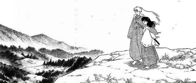 Inuyasha And Kagome (The Sweet Love) =)))))) 1-1