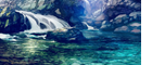 Rivières et chutes d'eau