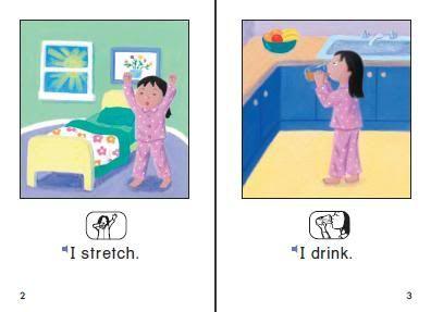 كتاب صغير للاطفال لتعليمـ بعض الكلمات - Get Ready GetReady1
