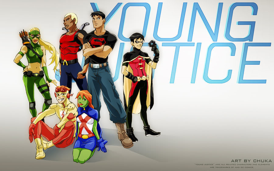 YOUNG JUSTICE (SIDEKICKS NO MORE) :D Young-Justice-young-justice-17763943-900-563