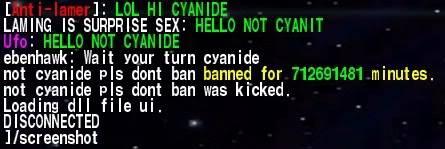 CYANIDE SCREENSHOT COMPILATION 2012 LOL Shot0212