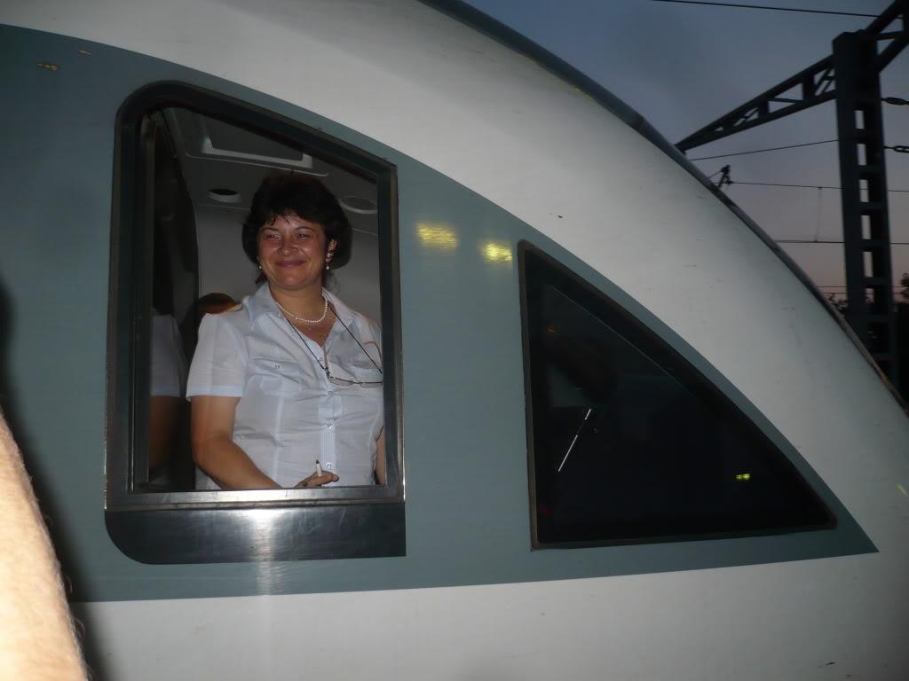 Doamnele din  locomotiva .. un vis devenit realitate P1150316