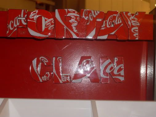 Coca-Cola now supports the Fortay! SDC10039-1