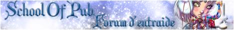School Of Pub, Forum d'entraide