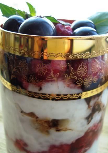 """Десерт """"Рисовый с ягодами"""" DSC03843"""