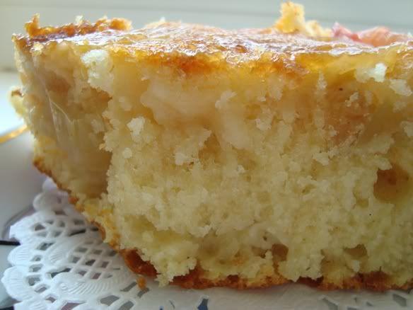 Яблочный Золотой тортик _1-11