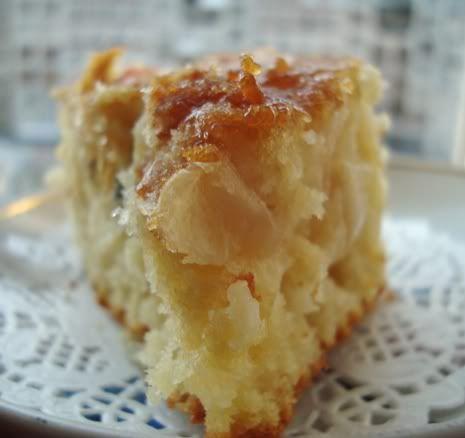 Яблочный Золотой тортик _3
