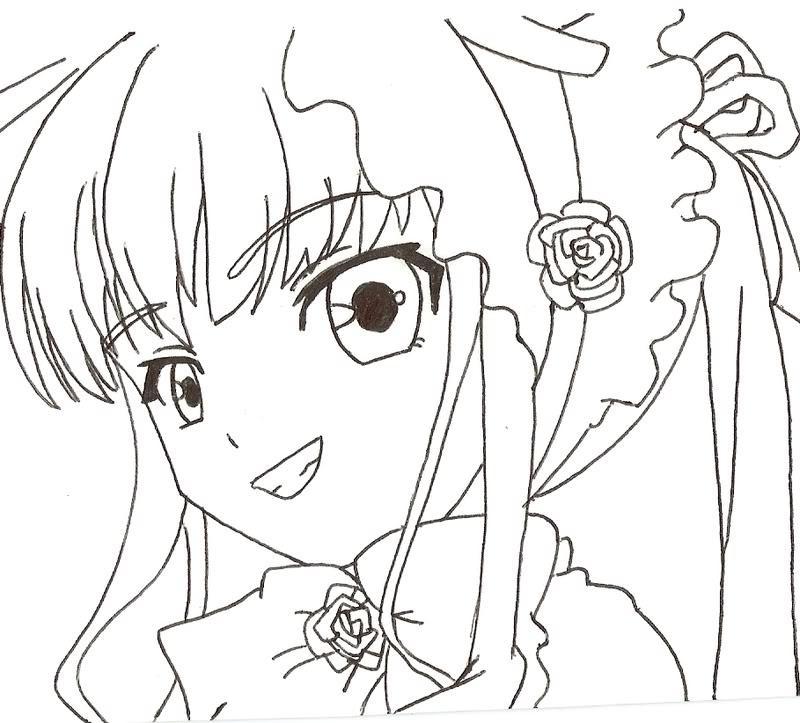 Mis dibujos ^^U