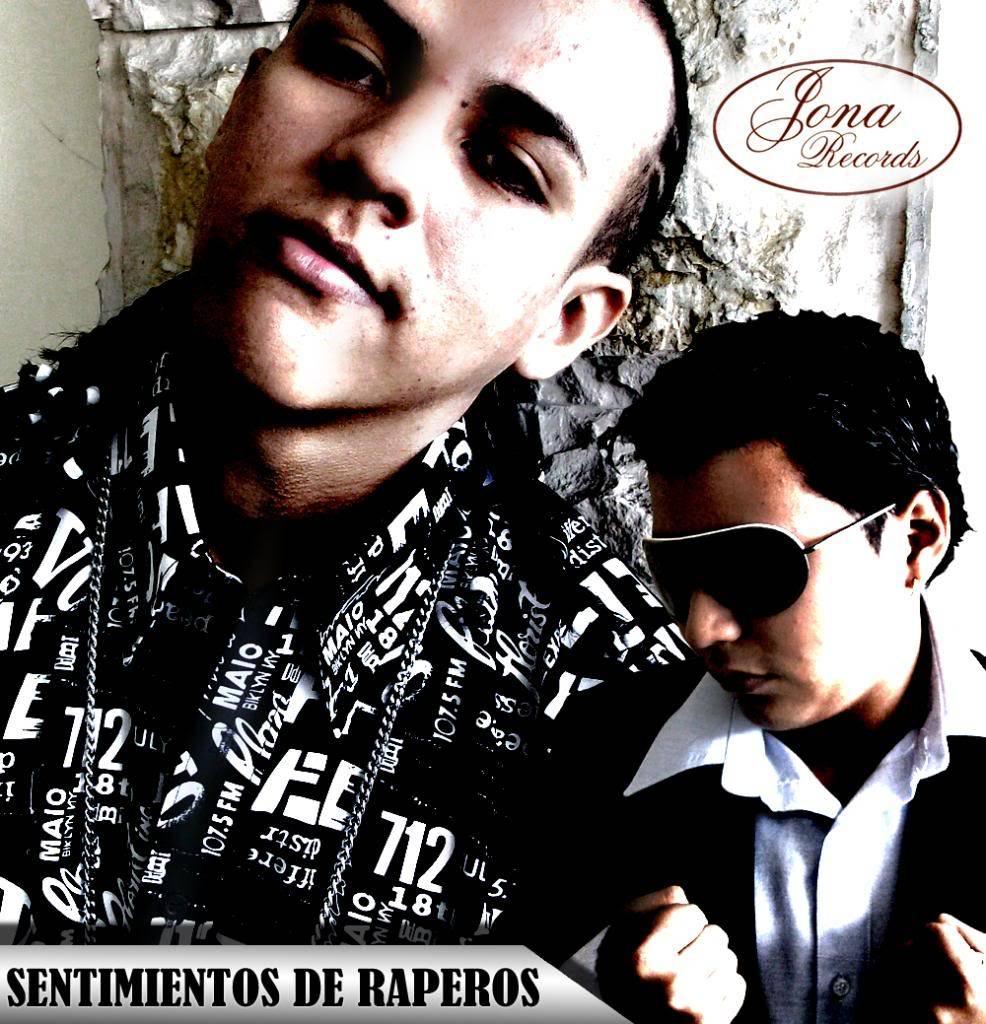 SENTIMIENTOS DE RAPEROS - DJ JONA (JONA RECORDS) PORTADA-1