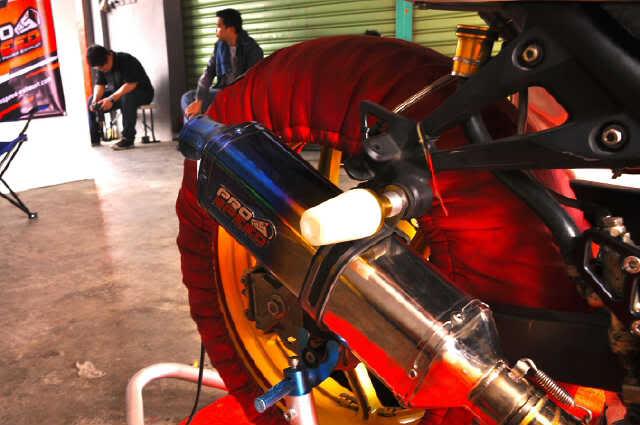 new exhaust system for ninja 250 PRO SPEED RFNDXzA0OTEuanBn