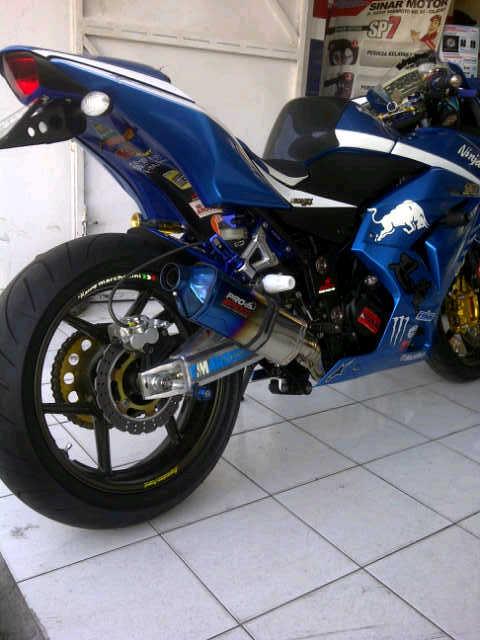 new exhaust system for ninja 250 PRO SPEED SU1HLTIwMTIwODAyLTAwNzgxLmpwZw