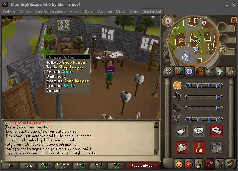 Once You Have Achived 99 Herblore May Now Go To Home And Purchase One Off The Shop Keeper He Is Located In Thessalias Clothing Store
