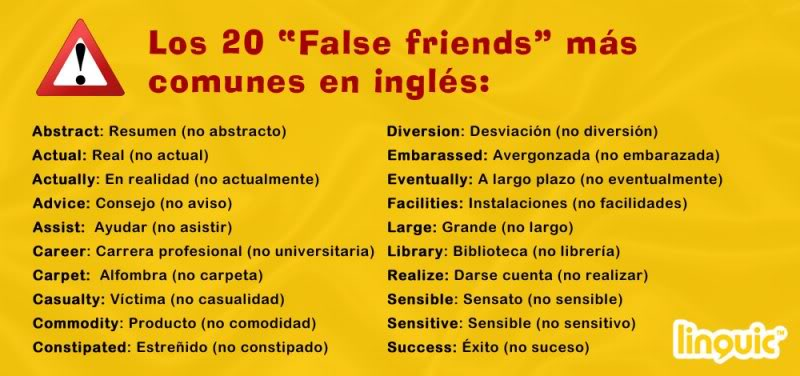 False Friend Words 279147_506132862731394_430421134_o