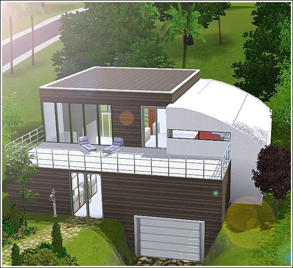 Solares Residenciales/Residential Lots Casa1