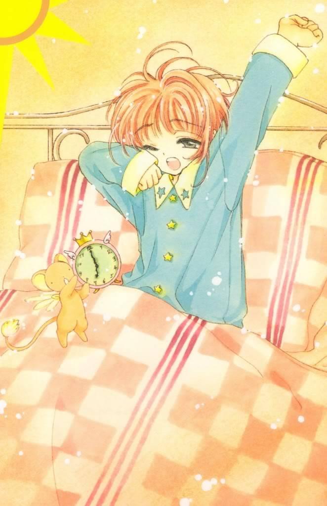 [Non-DC][Artbook] Card Captor Sakura Illustrations Collection 1 004
