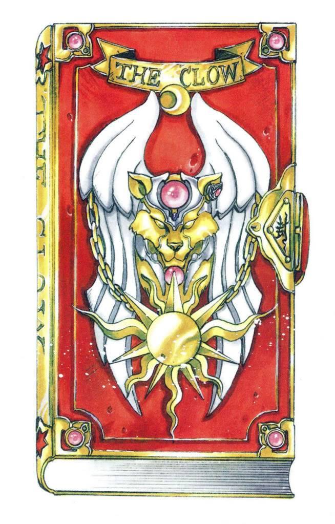 [Non-DC][Artbook] Card Captor Sakura Illustrations Collection 1 005