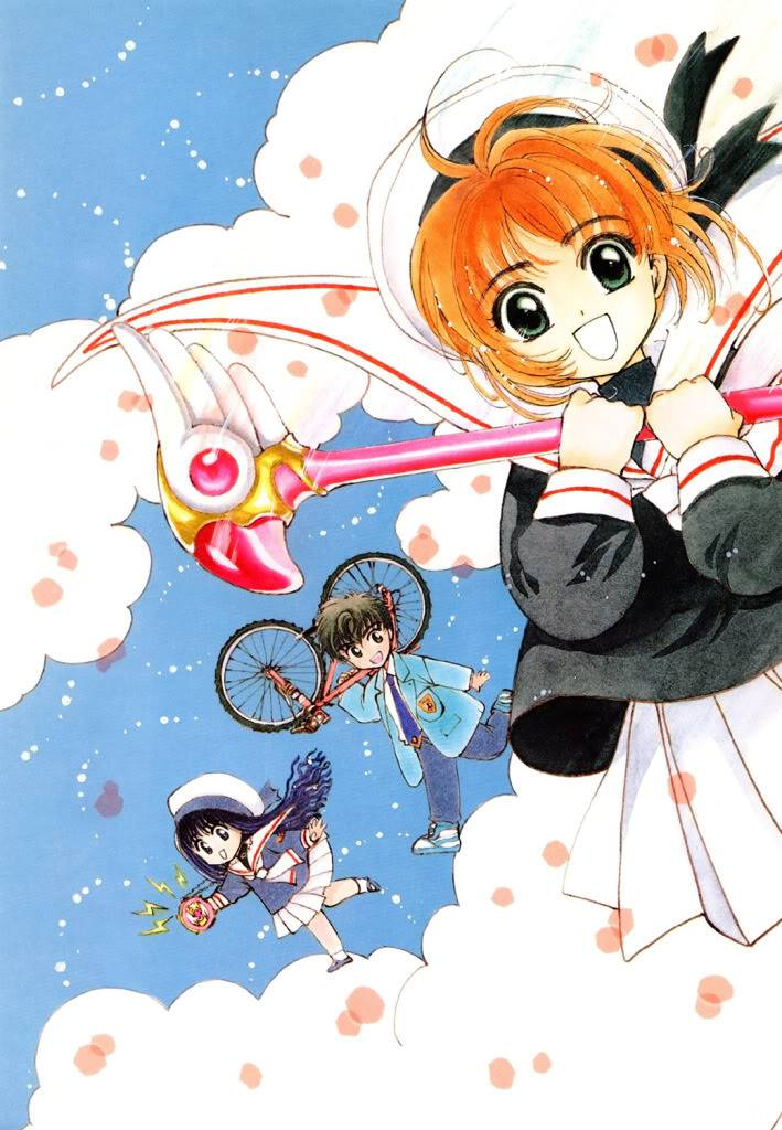 [Non-DC][Artbook] Card Captor Sakura Illustrations Collection 1 006